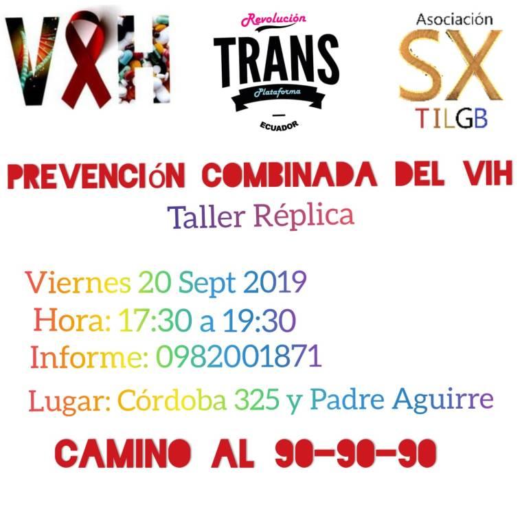 Prevencion Combinada del VIH