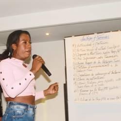 Taller de Prevención Combinada del VIH realizado por Kimirina y apoyado por la Asociación Silueta X Trans en Quito (18)