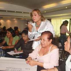 Taller de Prevención Combinada del VIH realizado por Kimirina y apoyado por la Asociación Silueta X Trans en Quito (2)