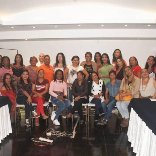 Taller de Prevención Combinada del VIH realizado por Kimirina y apoyado por la Asociación Silueta X Trans en Quito (23)