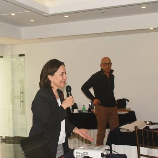 Taller de Prevención Combinada del VIH realizado por Kimirina y apoyado por la Asociación Silueta X Trans en Quito (6)