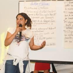 Taller de Prevención Combinada del VIH realizado por Kimirina y apoyado por la Asociación Silueta X Trans en Quito - Diane Rodriguez 2