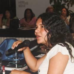 Taller de Prevención Combinada del VIH realizado por Kimirina y apoyado por la Asociación Silueta X Trans en Quito - Diane Rodriguez