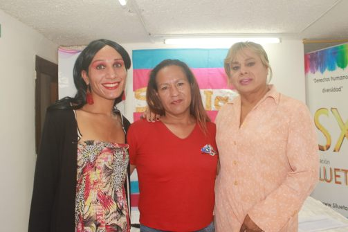 1er Primer Centro Psico Trans en Ecuador, inauguración - Evita Terapias correctivas de tortura o conversión - Asociación Silueta X (1)
