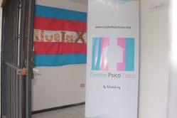 Oficinas del primer centro psico trans - Evita Terapias correctivas de tortura o conversión - Asociación Silueta X (27)