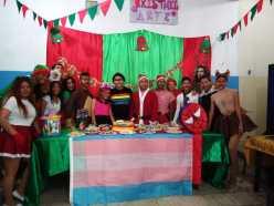 Agasajo de niños con VIH - SIlueta X - Cámara LGBT - Transmasculinos Ecuador 2019 -niños enfermeddes catastroficas (1)