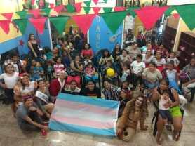 Agasajo de niños con VIH - SIlueta X - Cámara LGBT - Transmasculinos Ecuador 2019 -niños enfermeddes catastroficas (10)