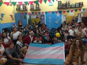 Agasajo de niños con VIH - SIlueta X - Cámara LGBT - Transmasculinos Ecuador 2019 -niños enfermeddes catastroficas (18)