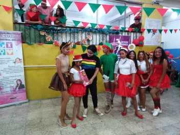 Agasajo de niños con VIH - SIlueta X - Cámara LGBT - Transmasculinos Ecuador 2019 -niños enfermeddes catastroficas (83)