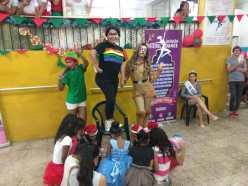 Agasajo de niños con VIH - SIlueta X - Cámara LGBT - Transmasculinos Ecuador 2019 -niños enfermeddes catastroficas - Diane Rdríguez (9)