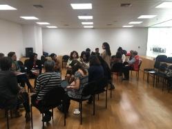 Centro Psico Trans de Silueta X participo en Taller de Trabajo con CARE Ecuador (1)