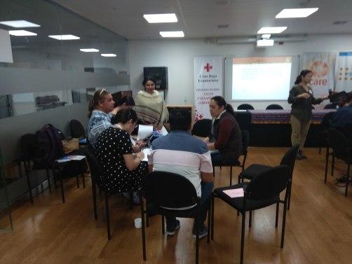 Centro Psico Trans de Silueta X participo en Taller de Trabajo con CARE Ecuador (10)