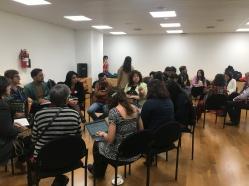 Centro Psico Trans de Silueta X participo en Taller de Trabajo con CARE Ecuador (2)