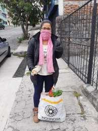 Donación de canastas y alimentos por parte de la Asociación Silueta X, centro Pisco Trans y La Camara LGBT de Comercio Ecuador - Covid19 - Apoyo Prefectura de Pichincha (21)