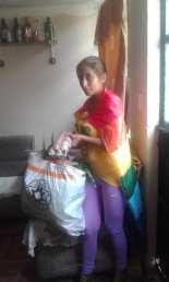 Donación de canastas y alimentos por parte de la Asociación Silueta X, centro Pisco Trans y La Camara LGBT de Comercio Ecuador - Covid19 - Apoyo Prefectura de Pichincha (22)