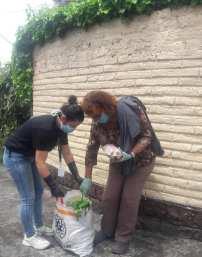 Donación de canastas y alimentos por parte de la Asociación Silueta X, centro Pisco Trans y La Camara LGBT de Comercio Ecuador - Covid19 - Apoyo Prefectura de Pichincha (23)